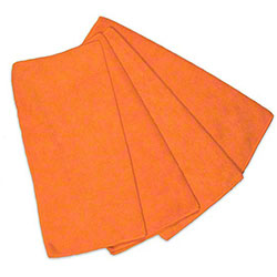 ACA Knuckle Buster™ Microfiber Towel - Orange