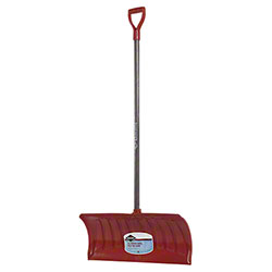 "Garant® All-Purpose Snow Pusher w/26"" Poly Blade"
