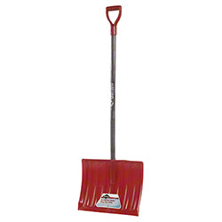 "Garant® All-Purpose Snow Shovel w/18"" Poly Blade"