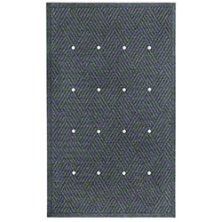 M + A Matting Traction Hog™ Non-Drainable Mat - 3' x 5'