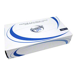 Harmony® Pro 2-Ply Facial Tissue - 100 Sheet