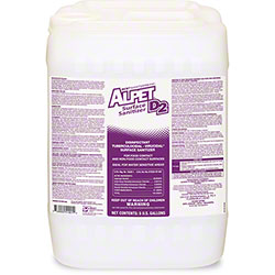 Best Alpet® D2 Surface Sanitizer - 5 Gal. Pail w/Spigot