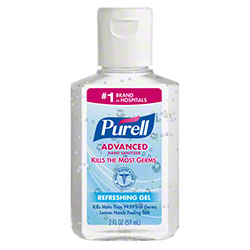GOJO® Purell® Advanced Hand Sanitizer Gel - 2 oz.