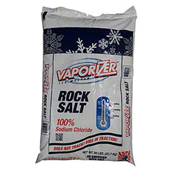 Vaporizer™ Ice Melter Rock Salt - 50 lb.