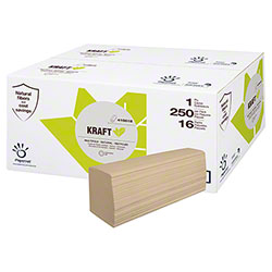 Sofidel Kraft Multifold Towel - Natural