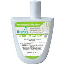 TimeMist® TLC Virtual Janitor Dispenser Refill-Apple Mint