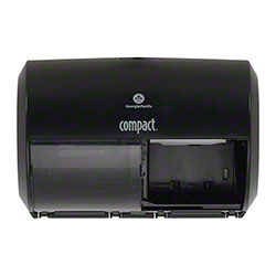 GP Pro™ Compact® ll Side-By-Side Double Roll Dispenser