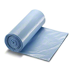 High Density Liner - 30 x 45, 14 mic, Powder Blue