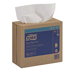 Tork® Paper Wiper Plus - White