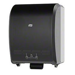 Tork® Mechanical Hand Towel Roll Dispenser - Black