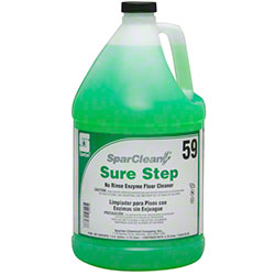Spartan SparClean® Sure Step 59 Floor Cleaner - Gal.