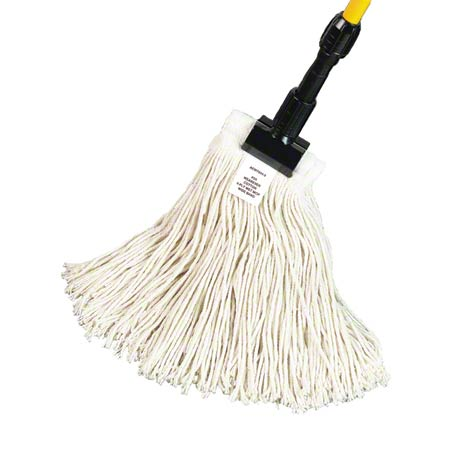 "SSS® Value Plus Cotton Cut-End Wet Mop - 1 1/4"", #20 Yarn"