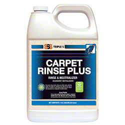 SSS® Carpet Rinse Plus Rinse and Neutralizer - Gal.