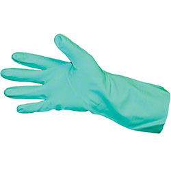 Impact® Flock Lined Nitrile Glove - Medium