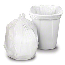 Fortune IronMan® Trash Liner - 38 x 58, .90 gauge, White