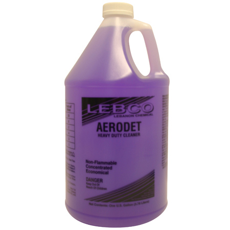 Lebco Aerodet Heavy Duty Cleaner - Gal.