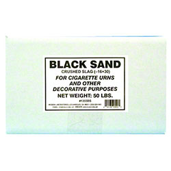 Mission Kleensweep Black Sand - 50 lbs.