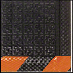 M + A Matting Happy Feet® Texture Top Linkable Mat