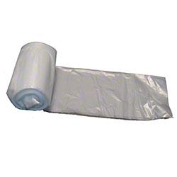 Colonial Bag Premium Coreless Roll - 38 x 58, 1.0, Clear