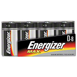 Energizer® Max D Battery