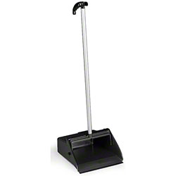 "Filmop 10.5"" Jobby Upright Dust Pan Without Cover - Black"