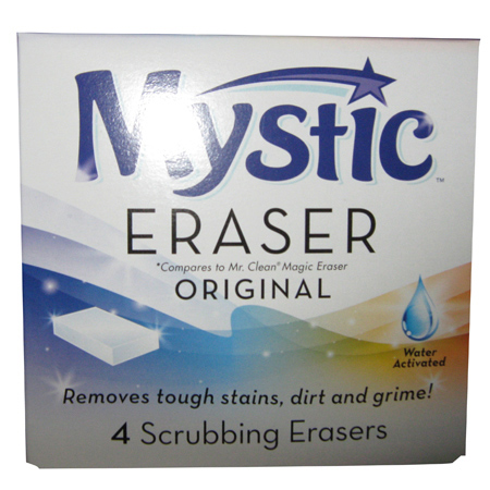 Mystic™ Eraser Cleaning Pads