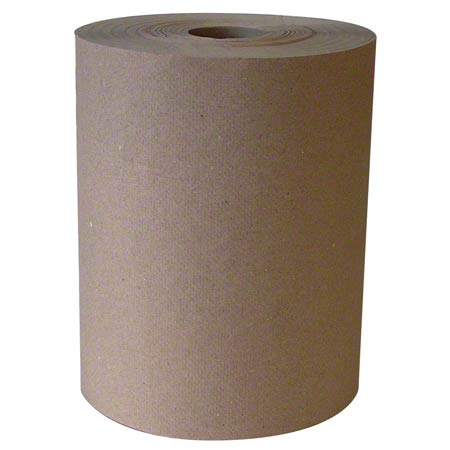 "Natural Roll Towel - 7.875"" x 350'"