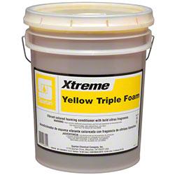 Spartan Xtreme Yellow Triple Foam - 5 Gal.