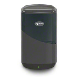 SSS® HygienePoint 1200 mL TFE Soap Dispenser - Smoke/Black