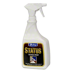 Buckeye® Status™ Furniture Polish - Qt.