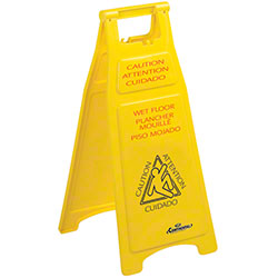 "Continental ""Caution"" Wet Floor Sign"