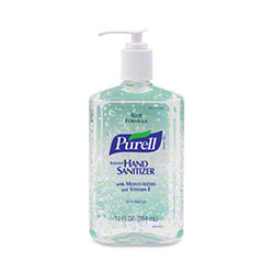 GOJO® Purell® Advanced Instant Hand Sanitizer w/Aloe
