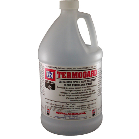 Termogard Floor Finish & Sealer - Gal.
