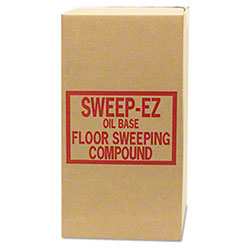 SOR 50RED Sorb-All Oil-Based Sweeping Compound - 50 lb.