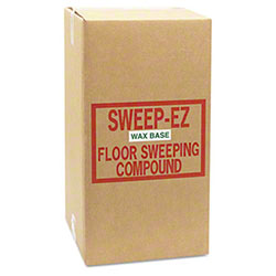SOR 50 WAX Sorb-All Wax-Based Sweeping Compound - 50 lb.