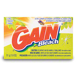 P&G Gain® w/Bleach Laundry Detergent - 1 Load