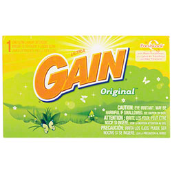 P&G Gain® Powder Laundry Detergent 5-67 - 1 Load