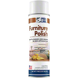 PRO-LINK® Furniture Polish - 19 oz. Net Wt.