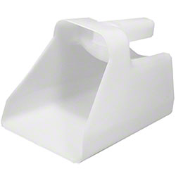 Tolco® 3 Qt. Model 621™ Scoop - White
