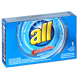 Vend Rite All® Ultra Powder Coin Vend Laundry Detergent