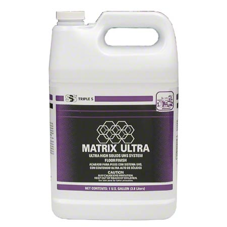 SSS® Matrix Ultra High Solids UHS System Finish - Gal.