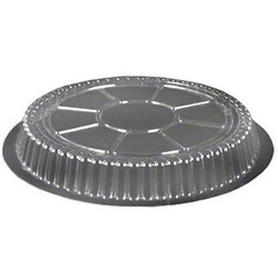 HFA® Plastic Dome Lids For Round Containers
