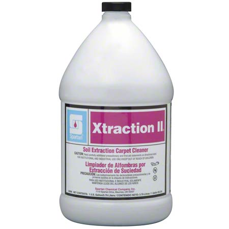 Spartan Xtraction II® Carpet Cleaner - Gal.