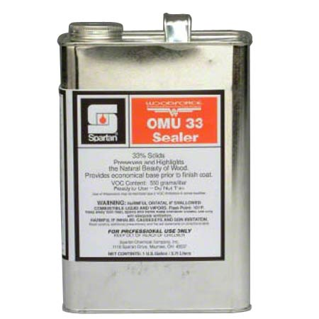 Spartan Woodforce OMU 33 Sealer - Gal.