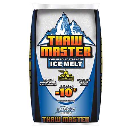 Thaw Master® Ice Melt - 50 lb. Bag