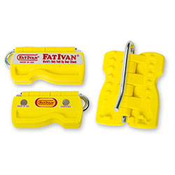 The Original FatIvan® w/Magnets - Yellow