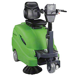 "IPC Eagle 512R Rider Sweeper - 28"", 145 AH"
