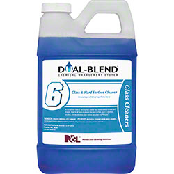 NCL® Dual-Blend® 6 Glass & Hard Surface Cleaner - 80 oz.