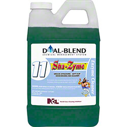 NCL® Dual-Blend® 11 Sha-Zyme™ Enzyme Cleaner - 80 oz.