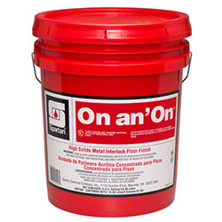 Spartan On an' On® Floor Finish - 5 Gal.